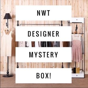 Designer Mystery Box for you or make a profit-